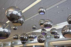 Airport Art Exhibits