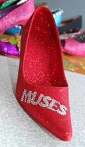 Muses Famous Shoe