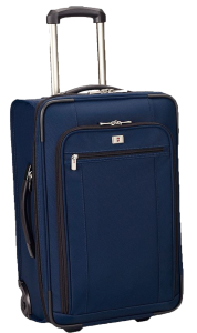 Samsonite Blue Carry-On