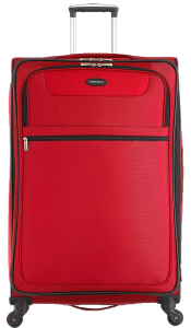 Samsonite Red Carry-On Spinner