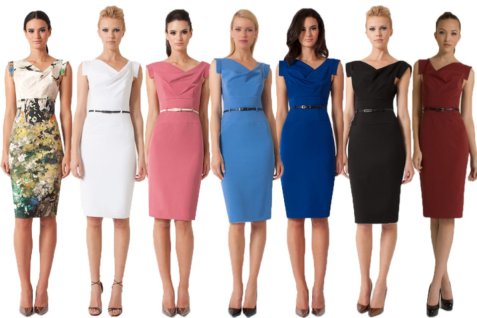 The Jackie O Dress | SharpHeels
