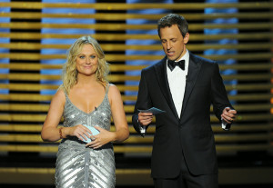 """Amy Poehler, Seth Meyers"""