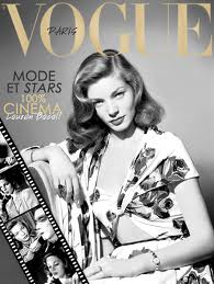 Lauren Bacall Vogue Cover
