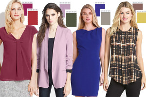 Pantone Colors for the Fall