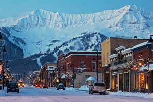Fernie British Columbia from Hello BC