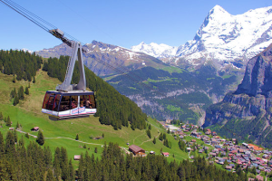 Murren Switzerland from Mark File