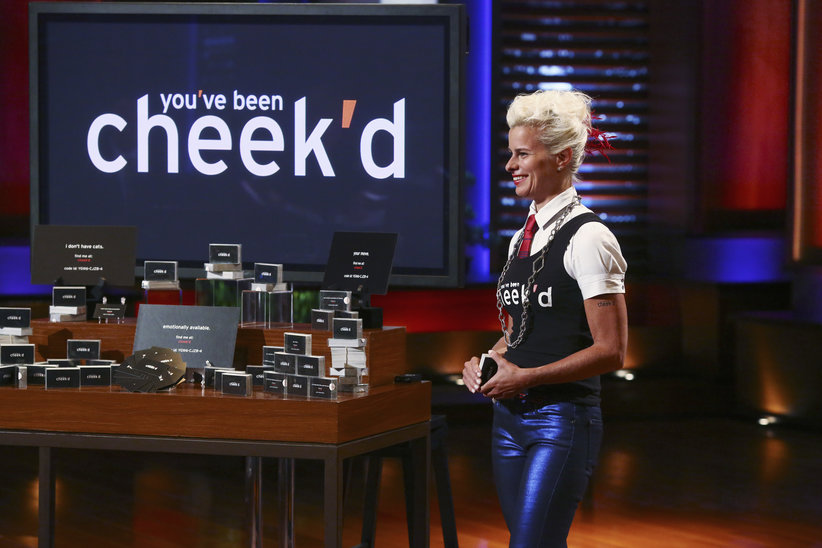 Cheeked dating shark tank