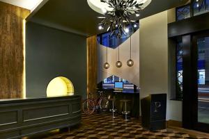 Hotel Palomar Lobby