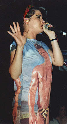 from Eugene le tigre kathleen hanna is gay