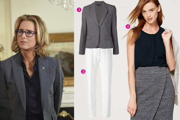 Madam Secretary Clothing