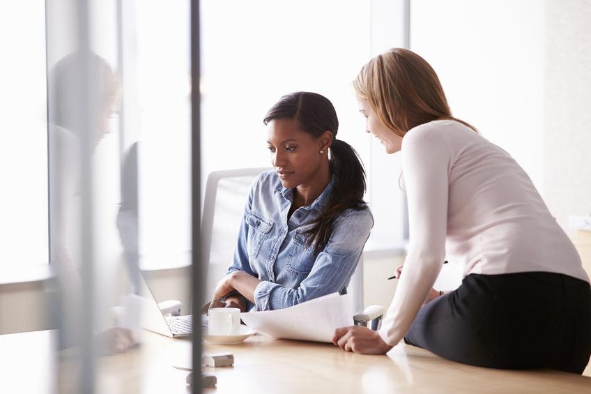 Resultado de imagem para women at work
