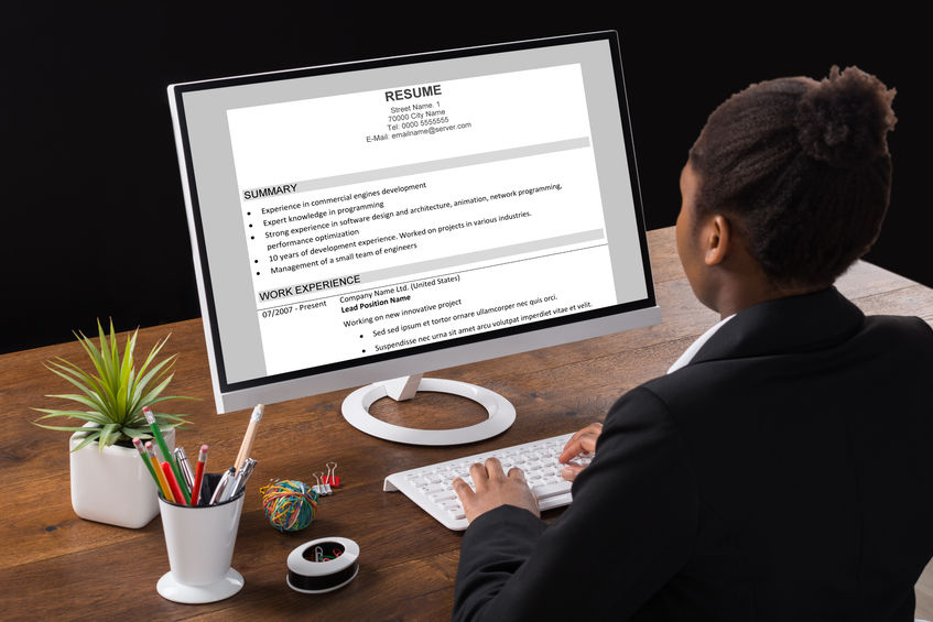 Resume Writing 101 Awesome Résumé Writing 101  Sharpheels