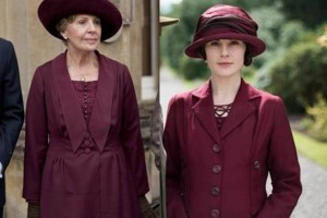 Downton Abbey at Work