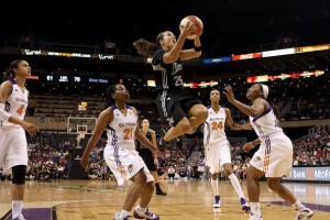 Slam Dunk for Women in Sports