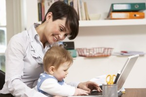 Becoming a Working Mom