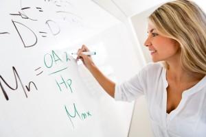 Girls + Math = Winning Equation