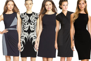 Black Work Dresses