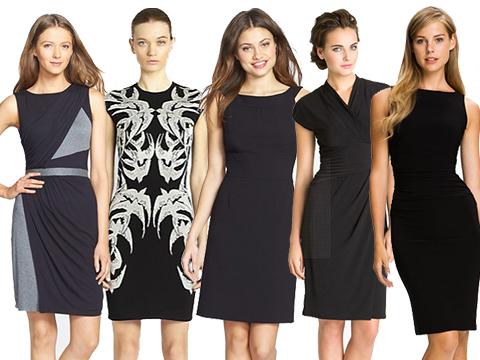 aa86c8fba66 Black Work Dresses – SharpHeels