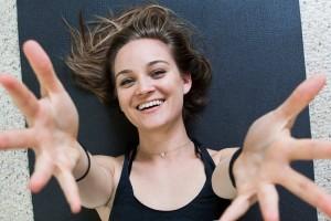 Yoga's New Online Craze