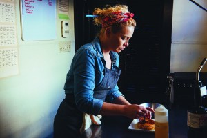 Female Chef Spotlight: